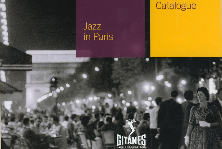 jazz in paris catalogue gitanes jazz productions album vinyles label barclay cacestculte