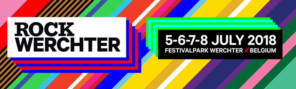Rock Werchter 2018 festival ça c'est culte ticket place billet réservation