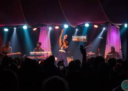 Fatoumata Diawara au Tourcoing Jazz Festival 2018 #32 © Antoine Herman