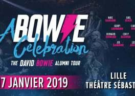 A Bowie Celebration au Théâtre Sebastopol, le 17 janvier 2019 cacestculte