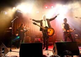 Le groupe Flogging Molly était à l'Ancienne Belgique le 14 janvier 2019