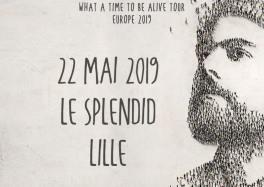Tom Walker en concert au Splendid de Lille le 22 mai 2019 cacestculte