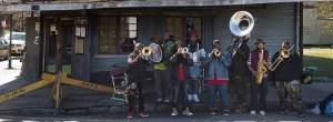 Reflektor 2019 : Hot 8 Brass Band, Gringe, The Magician, Zwangere Guy
