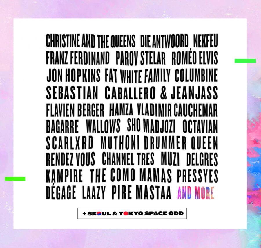 La Magnifique Society Festival annonce sa programmation complète de 2019 !