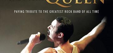 One Night Of Queen au Zénith de Lille le mercredi 29 janvier 2020 !