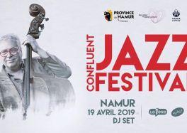 Annonce du Confluent Jazz Festival 2019