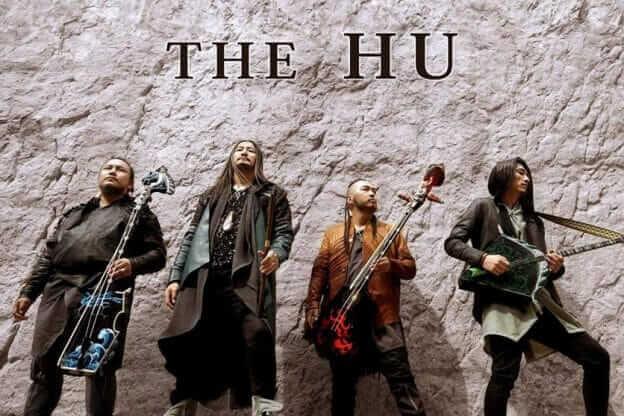 Le phénomène mongole The HU passe par la France avant d'entamer une tournée mondiale !