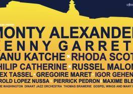 Dinant Jazz Festival : du 26 au 28 juillet 2019