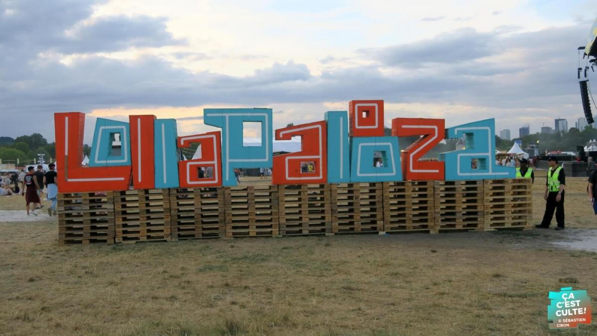 Le festival Lollapalooza 2019 à l'hippodrome de Longchamp à Paris © Sébastien Ciron