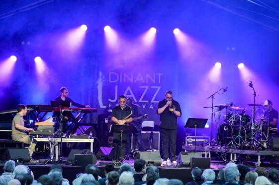 Maxime Blésin photo 7 kenny Garrett photo 5 Dinant Jazz Festival 2019 : une édition 5 étoiles