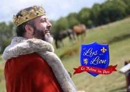 Le Lys et Le Lion : les répétitions du spectacle son et lumière à Bouvines 2019