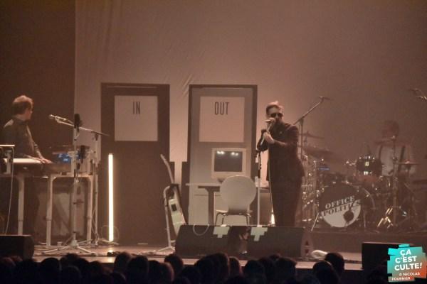 The Divine Comedy + Man & the Echo au Colisée de Roubaix ©Nicolas FOURNIER