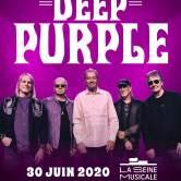 Deep Purple en concert au Zénith de Lille le 30 juin et en tournée