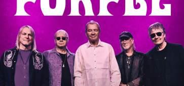 Deep Purple en concert à La Seine Musicale le 30 juin et en tournée