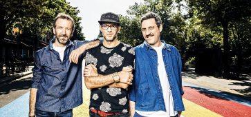 Le groupe d'électro française Acid Arab se préparent à enchanter la foule lilloise en concert à l'Aéronef, le 24 janvier, avec en première partie, Ammar 808 et ڭليثرGlitter٥٥.
