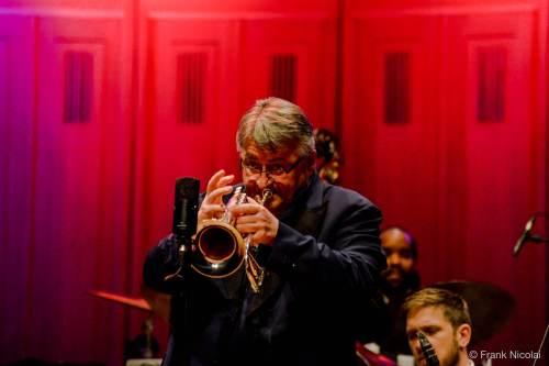 """Le Bozar a proposé le magique et unique projet """"A Big Band Celebration"""""""