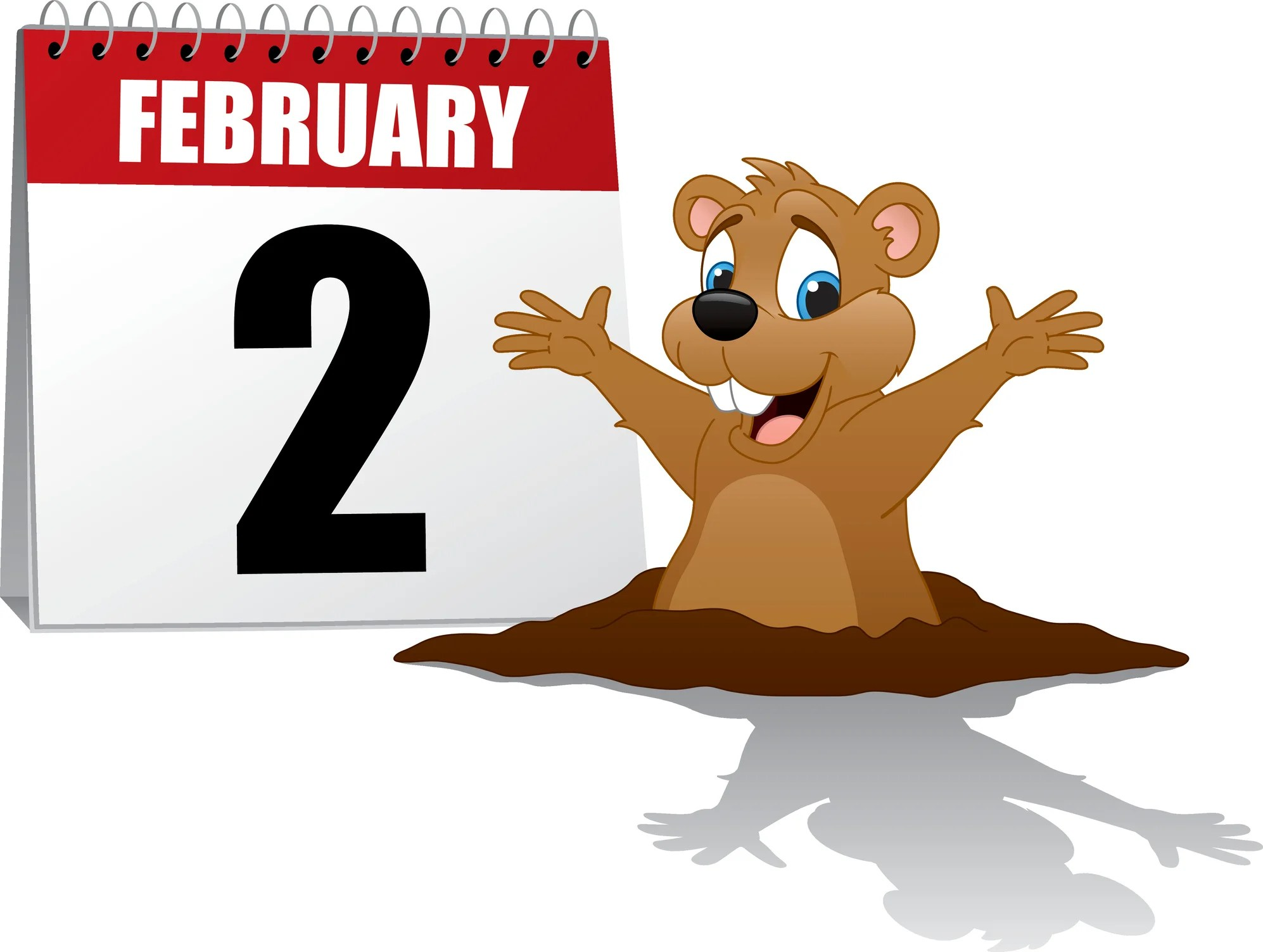 It S Groundhog Day