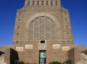 Pretoria City Day Tour from Johannesburg