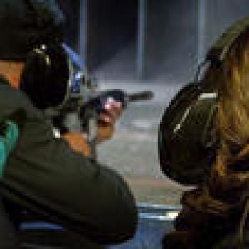 Las Vegas Nevada 4-Gun Shooting Experience in Las Vegas 10559P14