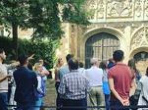 Walking Tour of Cambridge University