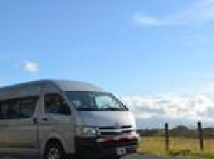 Private Arrival Transfer: San Jose Airport to Arenal Volcano or La Fortuna town