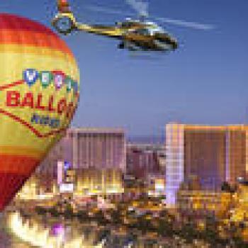 Las Vegas Nevada Las Vegas Balloon & Helicopter Tour 5100P3