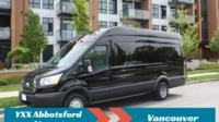 Private Transfer from YXX Abbotsford Airport to Vancouver