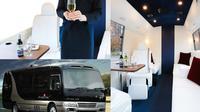 One day trip with Cool Star limousine bus!  Niseko to Toya and Noboribetsu