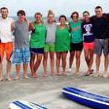 Myrtle Beach South Carolina Myrtle Beach 2-Hour Group Surf Lesson 7139P3