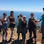 Marbella Andalucía Hiking the peaks of Marbella 71929P5