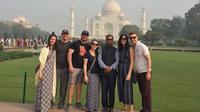 Taj Mahal Sunrise and Sunset Tour