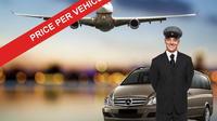 Transfer from Paris Charles de Gaulle Airport to Paris - ROUND TRIP