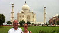 2 day Sunrise Tajmahal Agra tour with Meal Hotel and Flight from Hyderabad