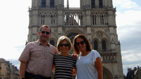 Notre Dame, Sainte Chapelle and Louvre - priority access - Small group of 6