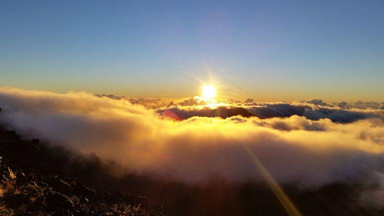 Haleakala Maui Sunrise Tour with Breakfast and Pickup | Marriott