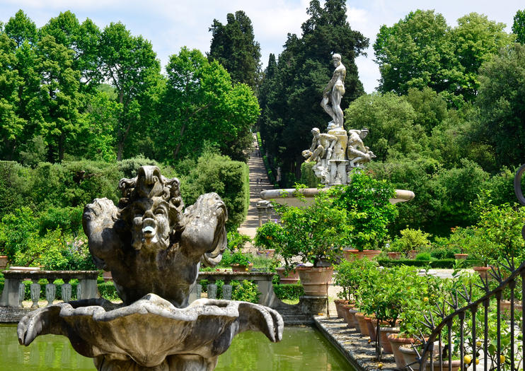 The Best Boboli Gardens Tours & Tickets 2018 Florence