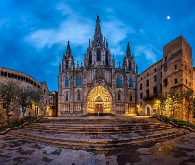 Gothic Quarter Barcelonas