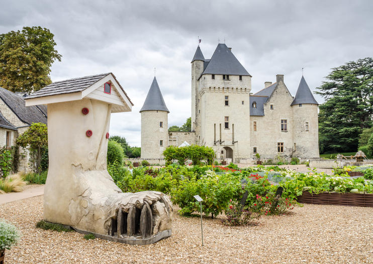 The Best Rivau Castle Chateau Du Rivau Tours Tickets