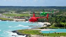 A excursão de helicópitero parte de Punta Cana, Punta Cana