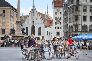 Private Munich Bike Tour