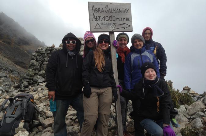 5-tägige Salkantay-Wanderung Machu Picchu