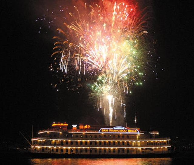 New Years Eve Dinner Cruise On San Francisco Bay
