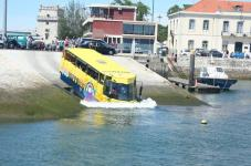 Amphibious Sightseeing Tour in Lisbon