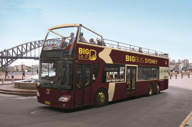 نتيجة بحث الصور عن hop on hop off sydney bus