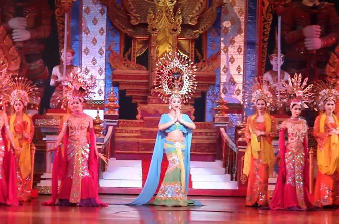Alcazar Cabaret Show Pattaya Thailand. A famous Pattaya Nightlife event.