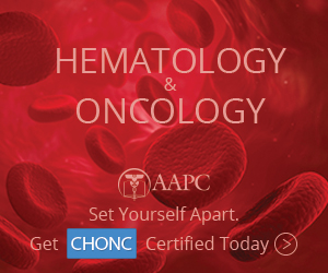 Certified Hematology and Oncology Coder CHONC