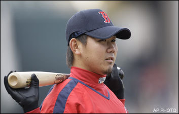 Red Sox' Matsuzaka tries to become a trophy pitcher