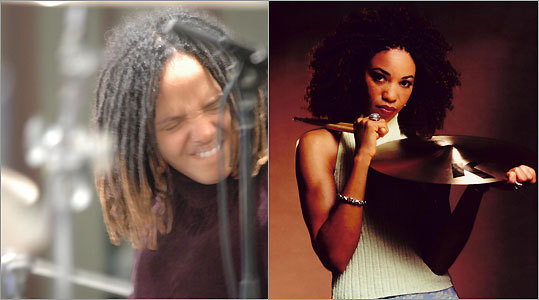 Terri Lyne Carrington, Cindy Blackman