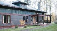 Metal Buildings Turned Into Homes Pics | Joy Studio Design ...