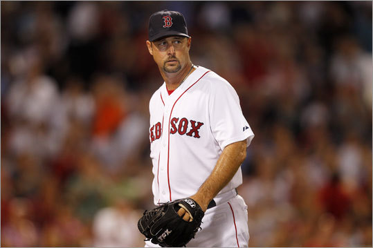 Tim Wakefield, who for the past 17 seasons has been a mainstay on the Red Sox pitching staff, is retiring from the game. Over his career, the 45-year-old was 200-180 with a 4.41 ERA in 627 appearances. Scroll through the gallery to review Wakefield's career highlights.